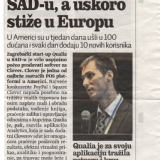 Qualia in Jutarnji List newspapers 03.10.2014