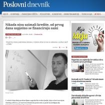 mediji poslovni dnevnik startup story small